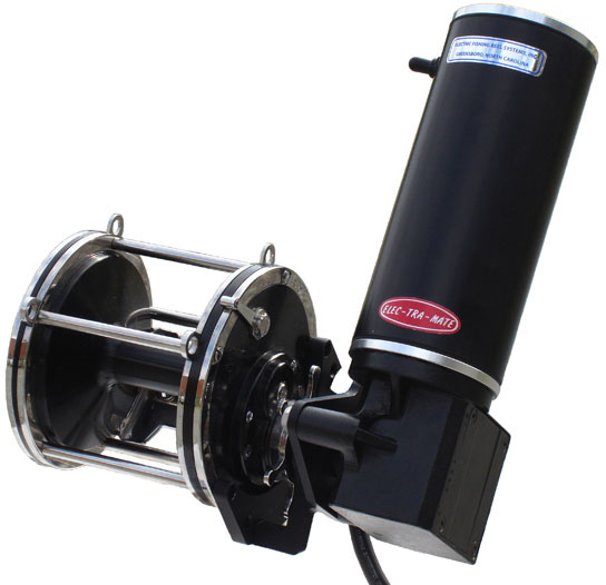 Elec Tra Mate 1412 Gh Electric Reel Drive For Penn Models