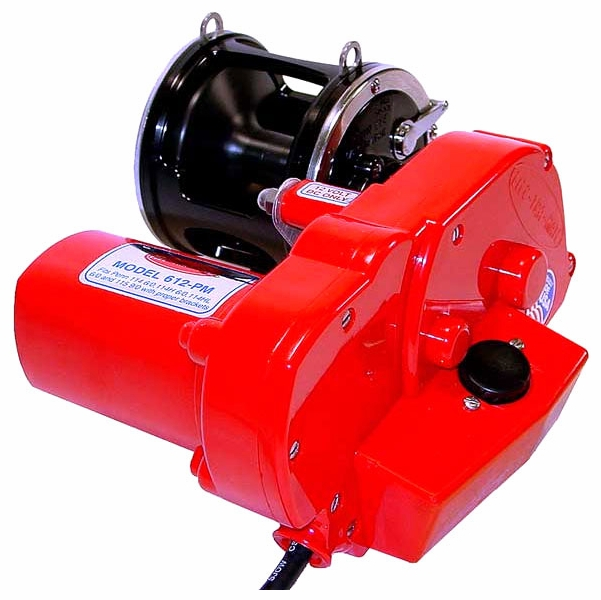 elec-tra-mate 612-pm electric reel drive | tackledirect, Reel Combo