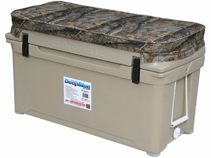Engel DeepBlue Cooler Seat Cushion 80 Camo