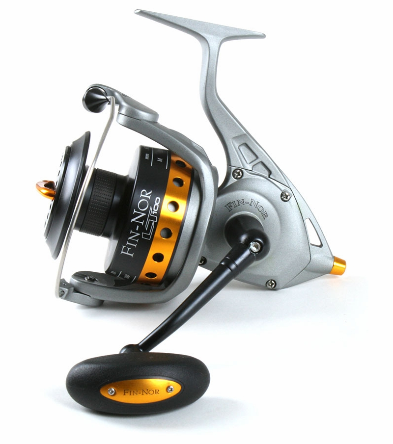 fin-nor lethal spin reel - shimano tiralejo spin combo | tackledirect, Reel Combo