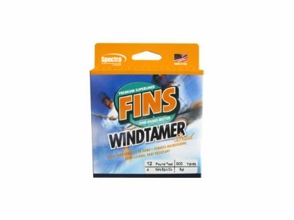 FINS Windtamer Braided Fishing Lines