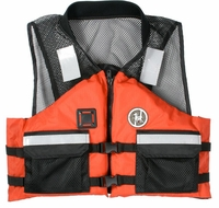 First Watch AV-500-OB Crew Mesh Vest