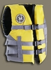 First Watch AV-90 Skipper Youth Vest Yellow/Grey