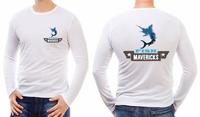 Fish Mavericks Long Sleeve T-Shirts