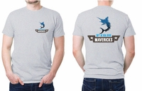 Fish Mavericks Short Sleeve T-Shirts