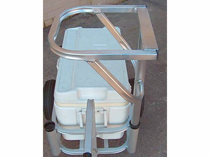 Fish-N-Mate 549 Bucket Holder Fishing Cart Accessory