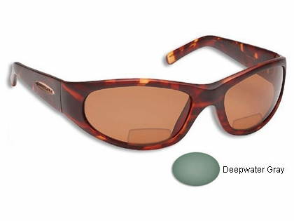 Fisherman Eyewear 90801 Guideline Rogue Bifocal Sunglasses