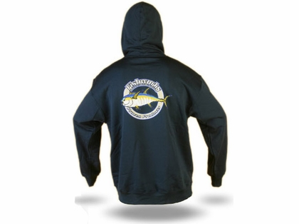 Fishworks Corporate Logo Hooded Fleece