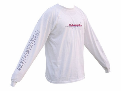 Fishworks Marlin Outline Long Sleeve Tee