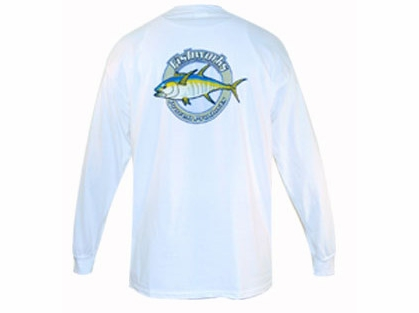 Fishworks TSL01 Corportate Logo Long Sleeve Navy