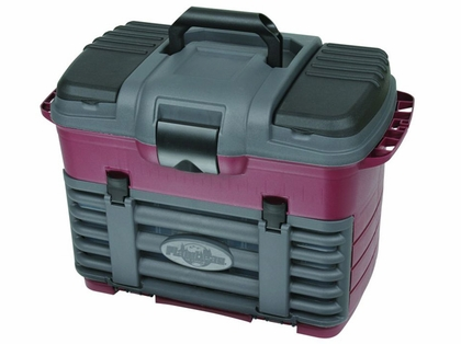 Flambeau 8050 Front Load Bush Guard Tackle Box