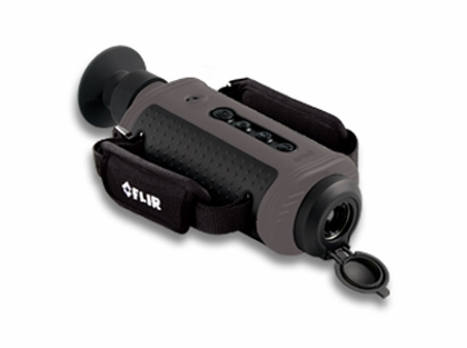 Flir First Mate II HM-324b XP+NTSC Thermal Night Vision Camera