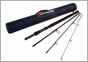 Fox KRD004 Bonefish Trek Spin 7ft 4pc