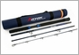Fox Kayak and Offshore Travel Rods