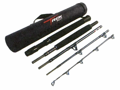 Fox KRD009 Trek Boat 7ft 5pc