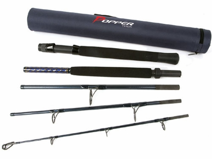 Fox KRD017 Popper Trek 7ft 5pc