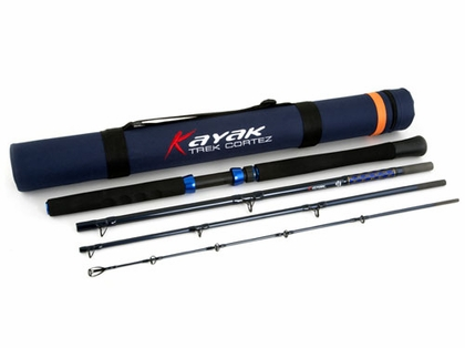 Fox KRD025 Kayak Trek Coretez 8ft 4pc