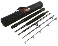Fox KRD010 Trek Boat XT 7ft 5pc