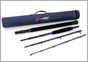 Fox KRD019 V Jig Trek 6ft 6in 4pc