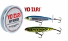Free 275yd Spool of 10lb Yo-Zuri Hybrid Fishing Line with Yo-Zuri 3DB Series Lure Purchase