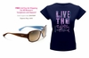FREE 2nd Day Air Shipping with Women's Apparel/Sunglass Purchase