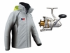 Free Bluefin USA GC5000 Edge Spinning Reel with Bluefin Jacket Purchase