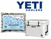 Free Nu-Ice Cooler Pak with Yeti Cooler Purchase