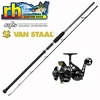 Free CTS Rod with Specific Van Staal Reel Purchase