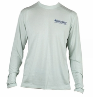 Free Fly FF102 TackleDirect Logo Bamboo Tech Long Sleeve Shirt - XXL