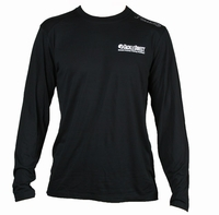 Free Fly FF105 TackleDirect Logo Bamboo Tech Long Sleeve Shirt - XXL