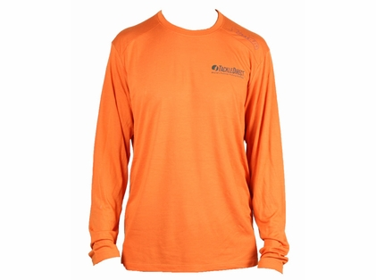 TackleDirect Free Fly FF106 TackleDirect Logo Bamboo Tech Long Sleeve Shirt - 3XL