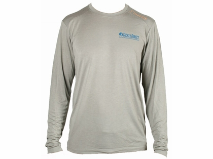 TackleDirect Free Fly FF107 TackleDirect Logo Bamboo Tech Long Sleeve Shirt - 3XL