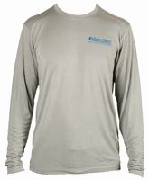 Free Fly FF107 TackleDirect Logo Bamboo Tech Long Sleeve Shirt - XXL