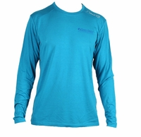 Free Fly FF108 TackleDirect Logo Bamboo Tech Long Sleeve Shirt - XXL