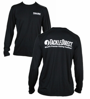 Free Fly TackleDirect Logo Bamboo Tech LS Shirts