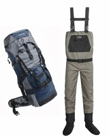 FREE Glacier Glove River Backpack with Caddis Waders Purchase