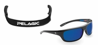 Free Pelagic Black Sunglass Strap with Falken Sunglass Purchase