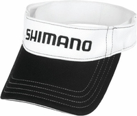 Free Shimano White A-Flex Visor in Size M/L with $100 Purchase of Select Items