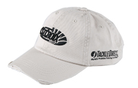St. Croix Khaki Logo Cap with TackleDirect Logo