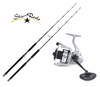 FREE Star Rods EX6000 Aerial Spinning Reel