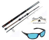 Free Star Sunglasses with Rod Purchase