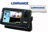 Free Sun Cover with Lowrance Elite 7 CHIRP Fishfinder Chartplotter Combo
