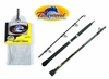Free Tsunami Premium Sport Towel with Tsunami Trophy Series Jigging Rod Purchase