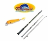 Free Tsunami Round Nose Swimmer Lure with Tsunami Airwave Rod Purchase