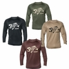 G-Loomis Compass Long Sleeve Tees