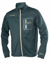 G-Loomis GOUTJ150CR Technical Softshell Jacket Charcoal
