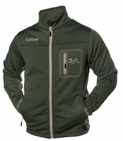 G-Loomis GOUTJ150DO Technical Softshell Jacket Dark Olive