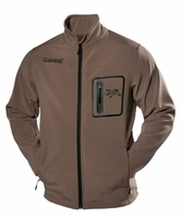 G-Loomis GOUTJ150ST Technical Softshell Jacket Stone