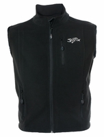 G-Loomis GVSTRECFBK Reciprocal Fleece Vest Black