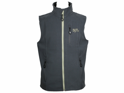 G-Loomis GVSTRECFPW Reciprocal Fleece Vest Pewter